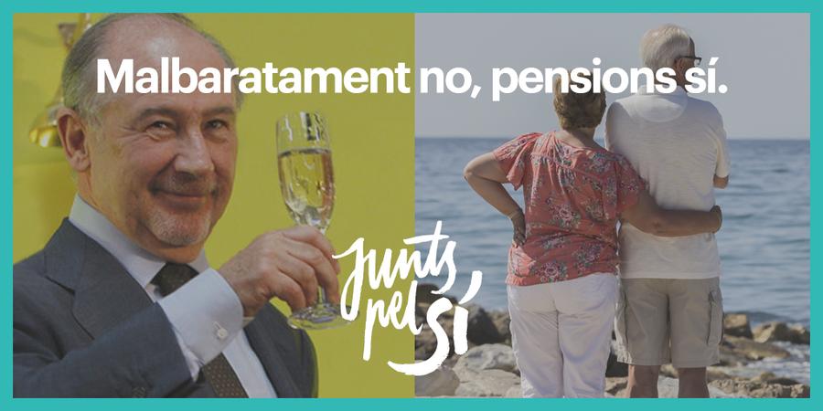 En 3 anys, el PP ha buidat gairebé la meitat de la guardiola de les pensions