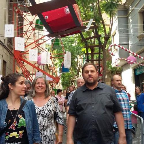 """Oriol Junqueras: """"Necessitem la independència precisament per a les necessitats socials"""""""