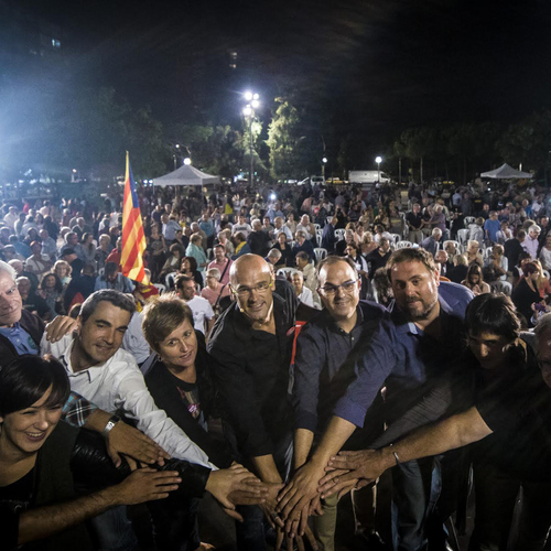 """Raül Romeva: """"Una Catalunya independent és perfectament viable"""""""