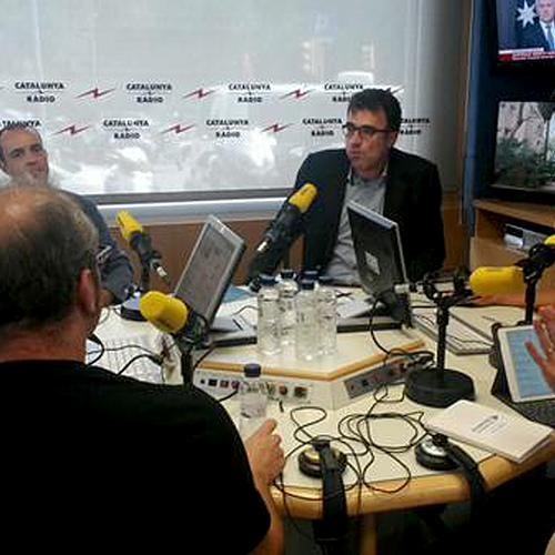 """Lluís Salvadó assegura que """"si el 27S no guanya el Sí, Catalunya perdrà el poc autogovern que té"""""""