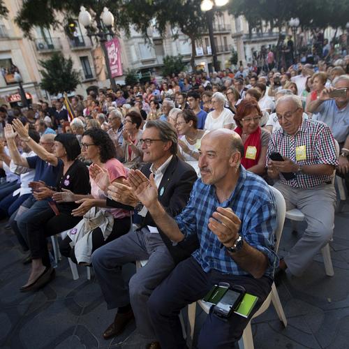 """Germà Bel: """"En un país libre el Estado pone a la ciudadanía en el centro"""""""