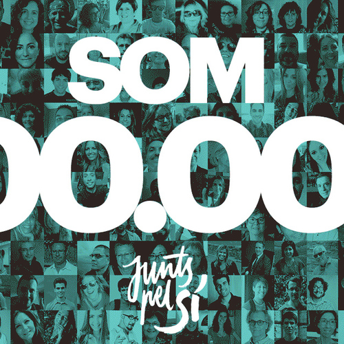 Ja som 100.000 candidats: la força de Junts pel Sí és la força de la gent!