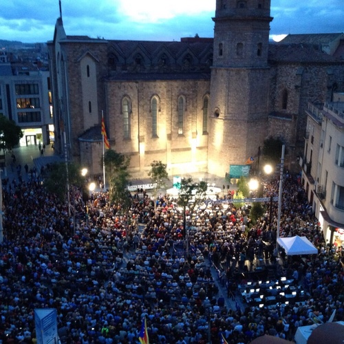 """Raül Romeva: """"El problema no el tenim amb la gent que viu a Espanya, sinó amb un Estat que prefereix considerar-nos colònia"""""""