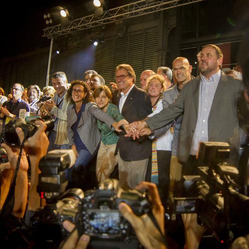 El Sí obté el mandat democràtic per la independència