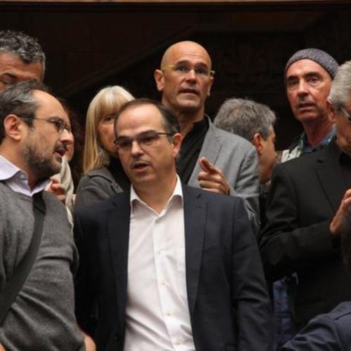 """Raül Romeva: """"Es indecente que en un estado de derecho se procese a una persona por poner las urnas"""""""