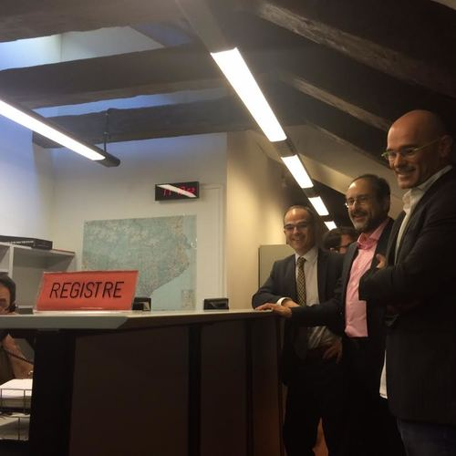 """Jordi Turull: """"La independencia va de garantizar los derechos de las persones y de que las personas vivan mejor"""""""