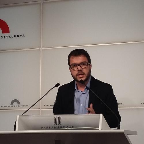 """Aragonès: """"El repte d'aquesta legislatura és passar de la gestió autonòmica a un estat independent"""""""