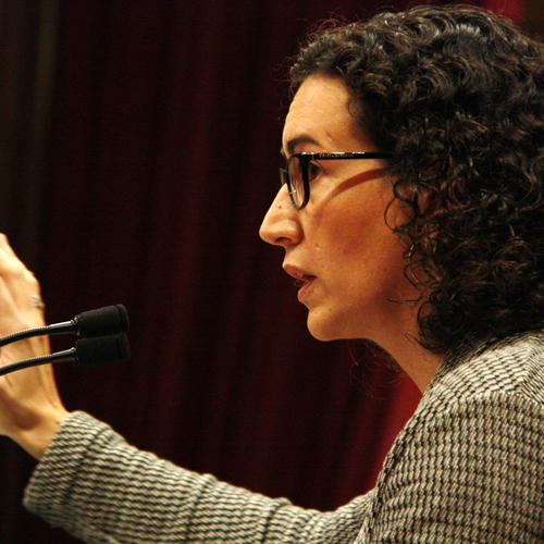 """Rovira: """"Amb 72 diputats, tenim a les nostres mans l'oportunitat de les oportunitats i no la podem deixar escapar"""""""
