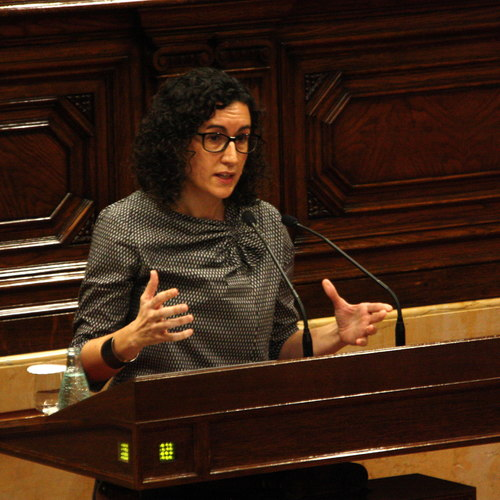 """Rovira: """"La estructura del Govern refleja la diversidad, la pluralidad y la transversalidad del mandato del 27S"""""""
