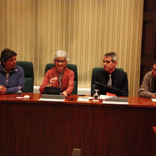 Muriel Casals fa una crida a la participació i a trobar espais de confluència en la Comissió d'Estudi del Procés Constituent