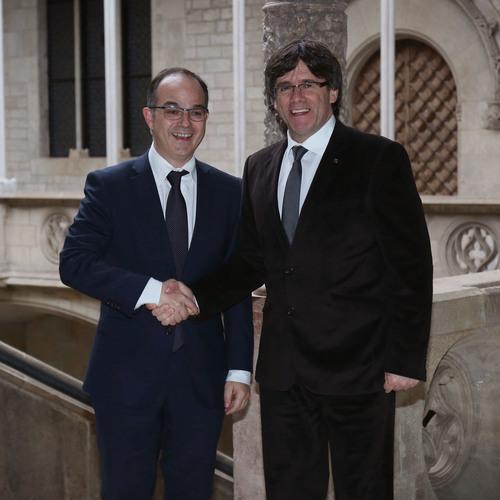 """Jordi Turull: """"Parlamentàriament impulsarem totes les mesures necessàries per tirar endavant el mandat del 27S"""""""