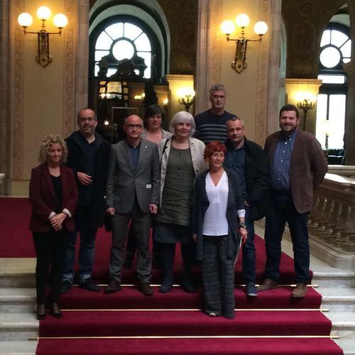 Junts pel Sí promou una proposta de resolució per desenvolupar un projecte de transformació de la C-31 al seu pas per Badalona