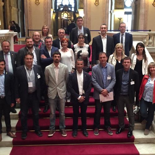 JxSí es compromet davant els alcaldes del Segrià a presentar una proposta de resolució conjunta al Parlament sobre la xarxa de camins de la CHE
