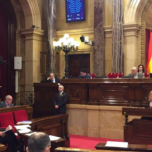 """Candini: """"De l'incivisme no se'n pot fer negoci"""""""