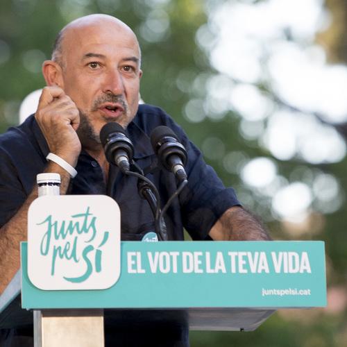 """Germà Bel: """"El problema del Corredor Mediterrani és que l'estat espanyol segueix amb la mateixa concepció radial que al segle XIX"""""""