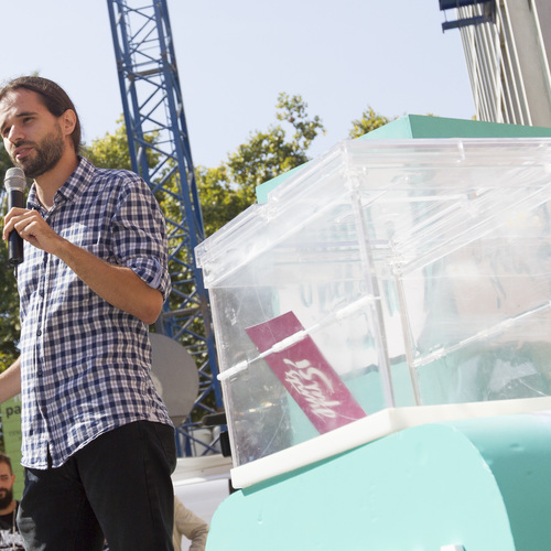 """Gerard Gómez: """"No ens queixem ni fem victimisme, només demanem el traspàs absolut del sistema ferroviari"""""""