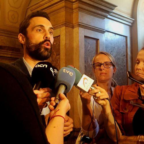 """Torrent afirma que """"el TC ha entrat en campanya"""" amb una sentència que """"avala el filibusterisme parlamentari del PP"""""""
