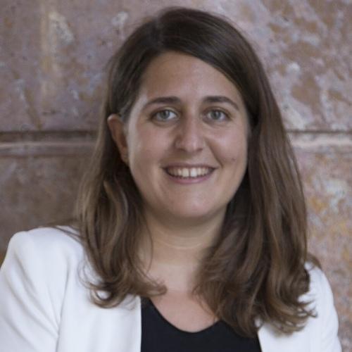 Marta Pascal i Adriana Delgado, ponents de Junts pel Sí en l'elaboració de la proposició de llei de creació de la comarca del Lluçanès