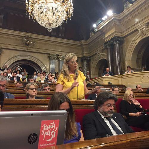 El Parlament aprova la proposta de JxSí per permetre el canvi de nom i la rectificació del sexe registral als menors transsexuals