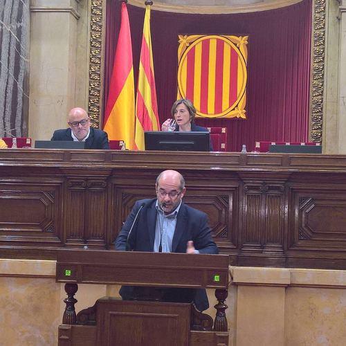 """Guinó: """"L'Agència de Ciberseguretat de Catalunya ha de ser un mecanisme de protecció per l'administració i també per l'àmbit privat"""""""