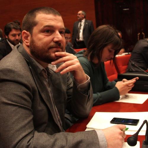 El Parlament aprueba la propuesta de resolución de Junts pel Sí para pacificar el tráfico de la C-59 en Sant Feliu de Codines mientras no se construye la variante