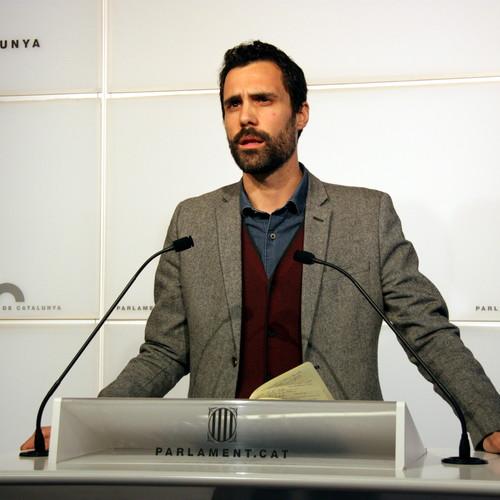 """Torrent: """"Cuando el ordenamiento jurídico español es injusto, nuestra responsabilidad es cambiarlo, pero en el camino no podemos poner presión innecesaria sobre los funcionarios"""""""