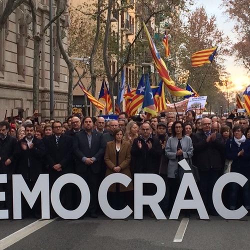 """Llach: """"Portar una presidenta del Parlament a declarar davant dels tribunals per deixar debatre és un fet insòlit en democràcies europees"""""""