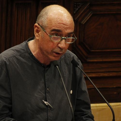 """Llach: """"Volen represaliar la presidenta, volen coartar la Mesa, volen prohibir la paraula en seu parlamentària"""""""