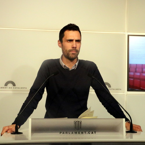"""Torrent: """"Estem molt satisfets per haver arribat a l'acord global amb la CUP, perquè suposen 1.350 M€ en polítiques socials i arribar fins al referèndum"""""""