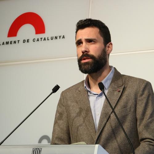 """Torrent: """"Es torna a demostrar que hi ha una operació Catalunya, una conxorxa de les clavegueres de l'Estat per impedir el procés. És un escàndol"""""""