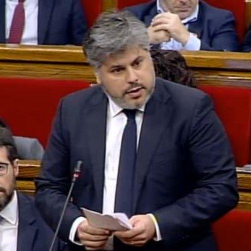 """Albert Batet: """"Malgrat les dificultats, els catalans mantenim ferm el tarannà emprenedor i creiem que podem assolir grans fites com demostra el MWC"""""""