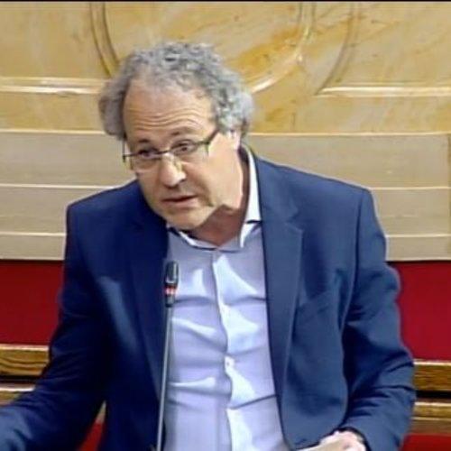 """Antoni Balasch: """"La LEC establece corresponsabilización con los entes locales, hay sinergia y coordinación con los que han querido asumir competencias"""""""