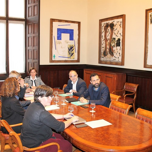 """Jordi Turull: """"Con la aprobación del texto de la ponencia comienza el trámite de proposición de ley donde esperamos que participen el máximo de grupos"""""""