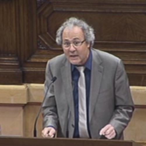 """Antoni Balasch: """"El nombre de queixes al Síndic de Greuges ha disminuït un 6% respecte el 2015"""""""