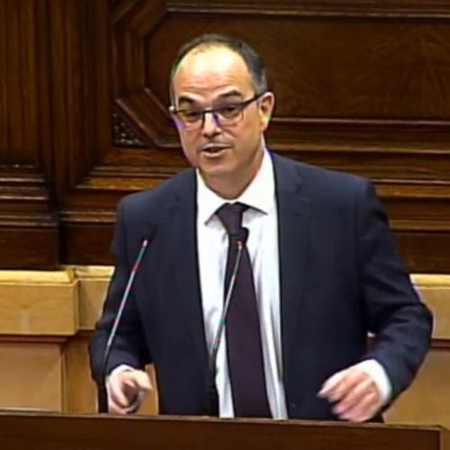 """Turull: """"El problema per l'oposició no és la reforma del reglament del Parlament sinó la determinació de tirar endavant el mandat de la ciutadania"""""""