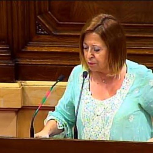 """Candini: """"Totes les persones que viuen a Catalunya tenen dret a l'assistència sanitària pública"""""""