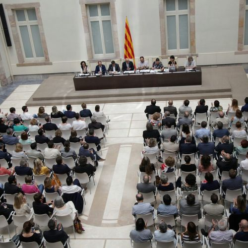 La llei del referèndum d'autodeterminació de Catalunya dona totes les garanties perquè els ciutadans puguin decidir el futur del país
