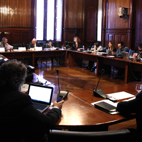 El Parlament aprova el dictamen de la Proposició de Llei de l'Agència Catalana de Protecció Social