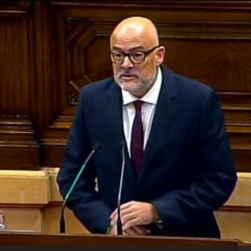 """Corominas: """"El president de la Generalitat té legitimitat per fer els canvis que calgui dins el govern; des de JxSí li donem tot el suport"""""""