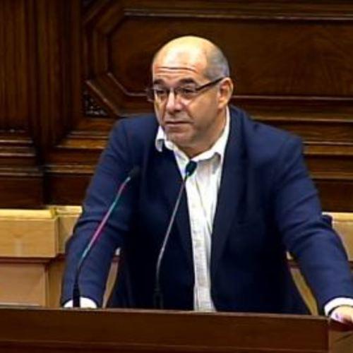 """Lluís Guinó: """"Obrirem causa judicial per posar fi a l'aberració política que és l'Operació Catalunya"""""""
