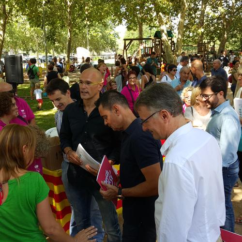 La campaña 'Hazte candidato por el sí' se expande por todo el país