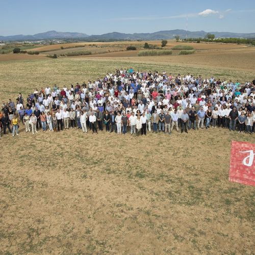 Junts pel Sí reúne a todos los representantes municipales a favor del 'procés'