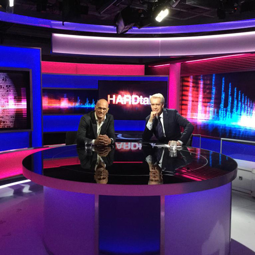 La BBC entrevista Raül Romeva al programa 'Hardtalk'