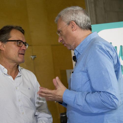 """Josep Maria Forné aboga por """"trabajar contra la pobreza y apostar por las cooperativas"""" en el futuro Estado"""