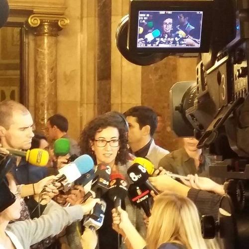 """Rovira: """"El Parlament  obre les portes a un procés constituent on tothom hi té cabuda per construir el nou país que tant anhelem"""""""