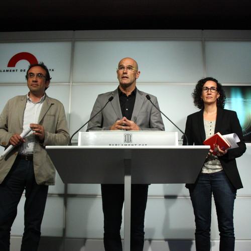 Totes les ànimes de Teseu - Article de Raül Romeva, Marta Rovira i Josep Rull