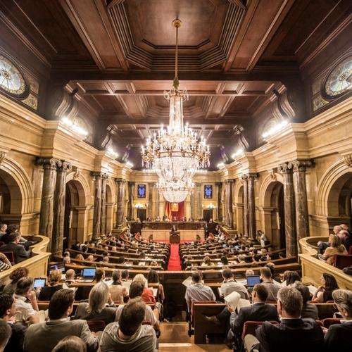 Junts pel Sí propone Josep Lluís Cleries, Mirella Cortés, Elisabeth Abad i Bernat Picornell como senadores por designación del Parlament de Catalunya