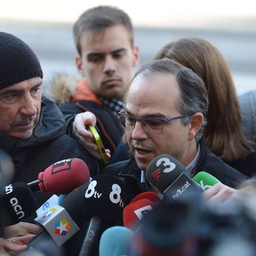 """Turull: """"El Estado español debería hacer una reflexión porque sólo sabe dar respuesta judicial a lo que es un clamor político"""""""