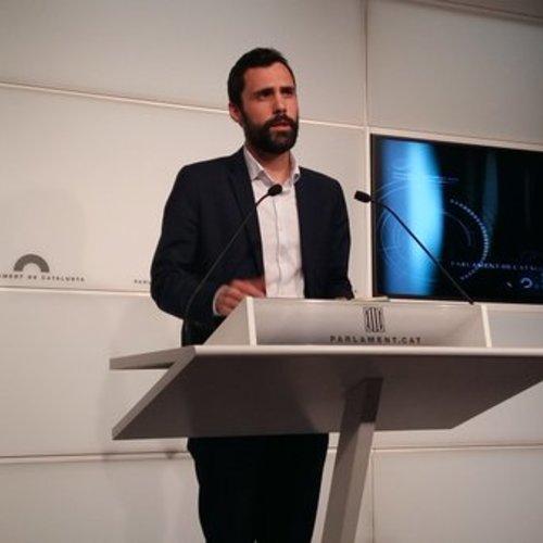 """Torrent sobre la reunión Puigdemont- Sánchez: """"Estamos abiertos al diálogo pero nosotros seguimos con la hoja de ruta"""""""
