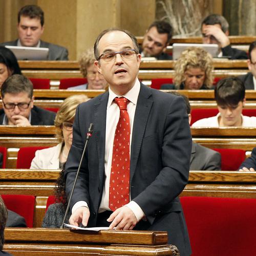 """Turull: """"Tendríamos muchas más oportunidades si no hubiese déficit de inversiones del Estado en infraestructuras estratégicas como el Corredor del Mediterraneo"""""""